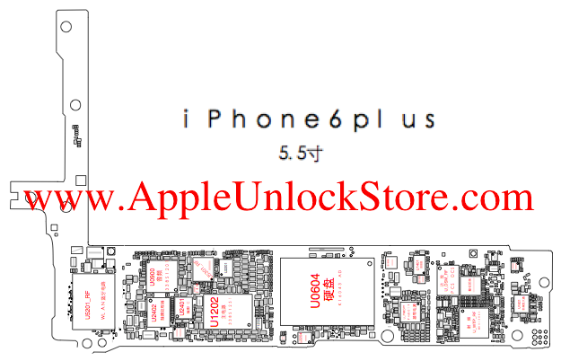 appleunlockstore :: phones :: iphone 6+ plus circuit diagram ...  apple unlock store